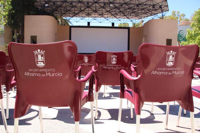 El Ayuntamiento adquiere 500 nuevas sillas para el auditorio, Foto 1