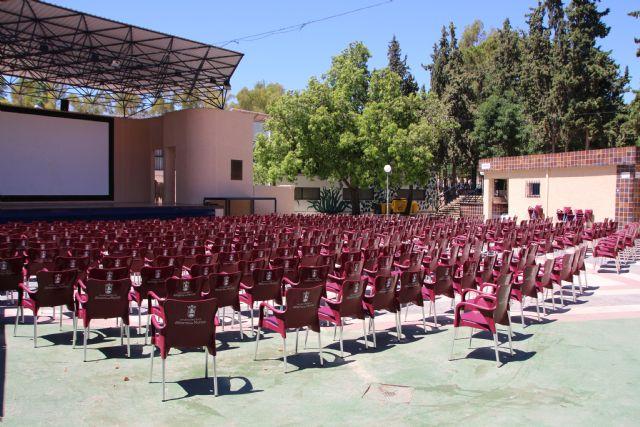 El Ayuntamiento adquiere 500 nuevas sillas para el auditorio, Foto 3