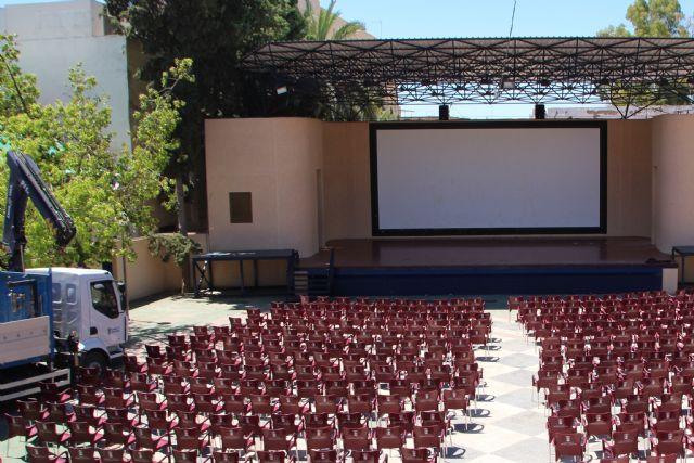 El Ayuntamiento adquiere 500 nuevas sillas para el auditorio, Foto 4