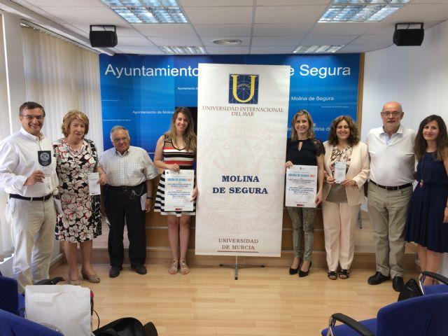 Molina de Segura acoge dos cursos de la Universidad Internacional del Mar durante el verano de 2017 - 1, Foto 1