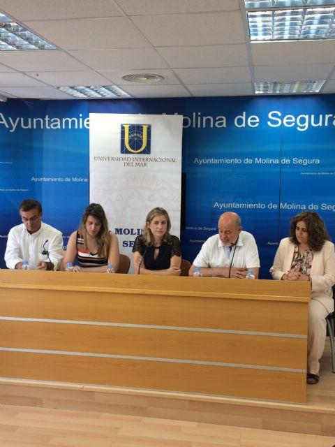 Molina de Segura acoge dos cursos de la Universidad Internacional del Mar durante el verano de 2017 - 2, Foto 2