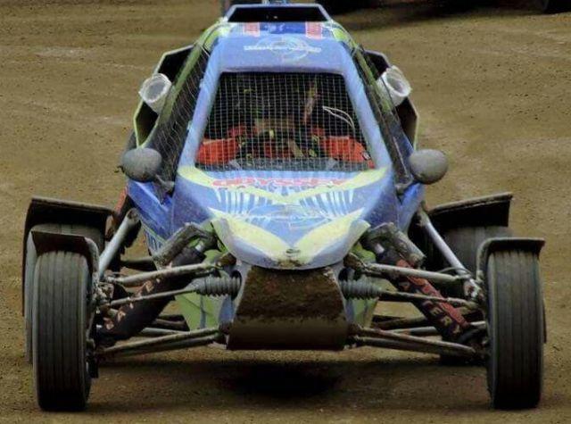 El piloto totanero David Martínez Torrente participó en la 9° edición del Autocross de Carballo, Foto 2