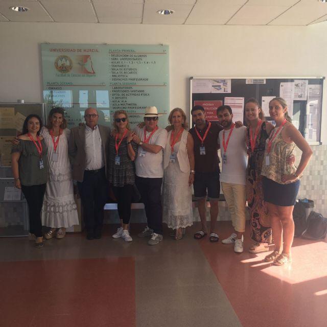 El Campus de San Javier acoge las I Jornadas Internacionales La Danza y el Mar con la asistencia del bailarín y coreógrafo José Antonio, ex director del Ballet Nacional de Danza - 2, Foto 2