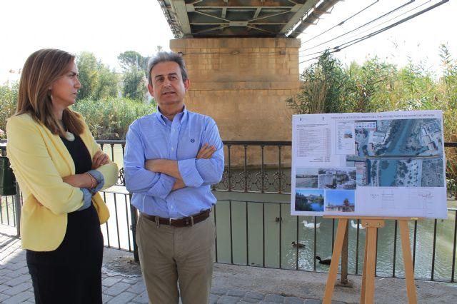 Fomento preservará el puente metálico de Archena y construirá uno nuevo en paralelo - 2, Foto 2