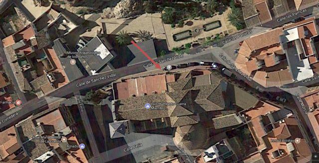 Murcia Contenedor Alhama Cede De Un A Abraham Ropa Proyecto sthdxrCQ