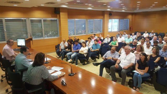 Se arreglarán dos nuevos caminos rurales en el municipio de Totana dentro de la segunda convocatoria del Plan Regional de Caminos Rurales 2014/2020, Foto 1
