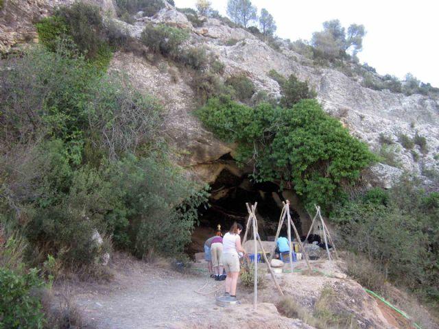 Comienza la XVIII campaña de excavación en la Cueva Negra de La Encarnación - 1, Foto 1