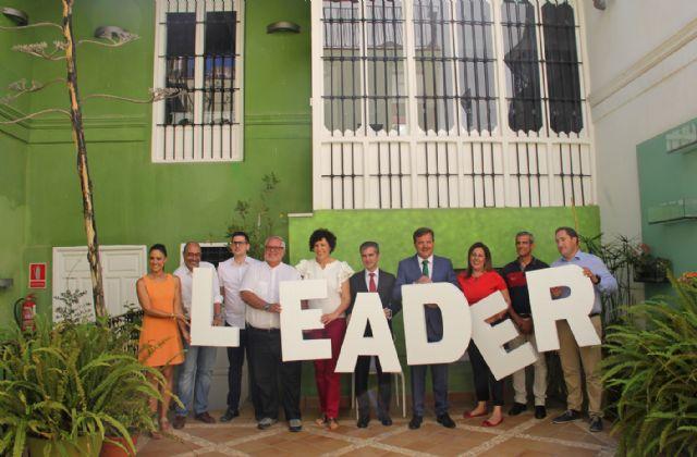 Puerto Lumbreras se beneficiará de ayudas europeas para el desarrollo de tres proyectos - 2, Foto 2