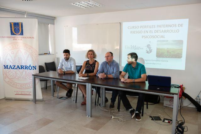 Comienzan los cursos de verano de la Universidad del Mar en Mazarrón, Foto 1