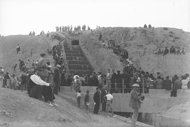 El Partido Popular propone recuperar El Salto como ejemplo de las innovaciones de ingeniería hidráulica en la historia de la ciudad y de su cultura del agua - 1, Foto 1