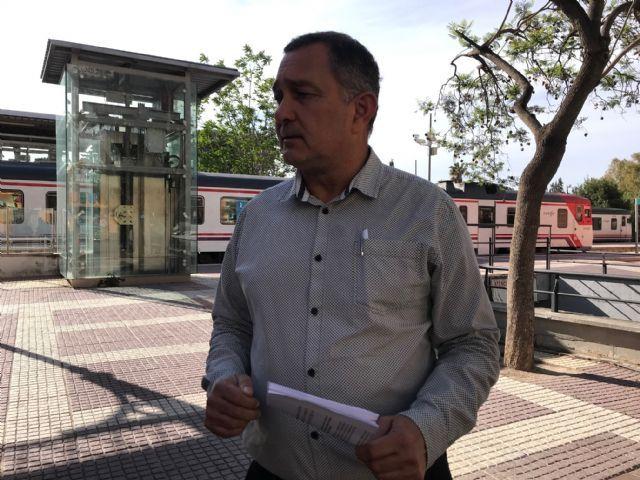 El Partido Popular reclama a Renfe que Lorca sea la primera ciudad de la Región en la que presten servicio los nuevos trenes que ha anunciado que va a comprar - 1, Foto 1