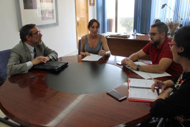 El Delegado del Gobierno en Murcia visita Bullas - 2, Foto 2