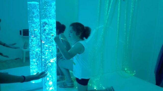 Una treintena de niños asisten en julio a las escuelas de verano puestas en marcha por D´Genes en Murcia, Cartagena y Totana, Foto 4