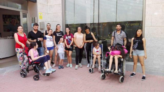 Una treintena de niños asisten en julio a las escuelas de verano puestas en marcha por D´Genes en Murcia, Cartagena y Totana, Foto 8