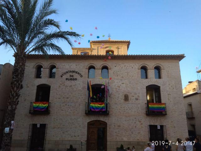 Éxito de participación en la lectura del Manifiesto LGTBI y Taller de diversidad. - 3, Foto 3