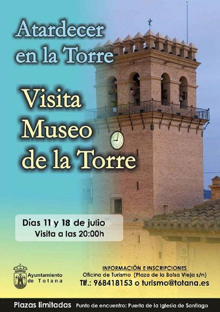 La Concejalía de Turismo amplía la oferta de visitas guiadas para este mes de julio, en horario de tarde, con visitas adicionales - 2, Foto 2