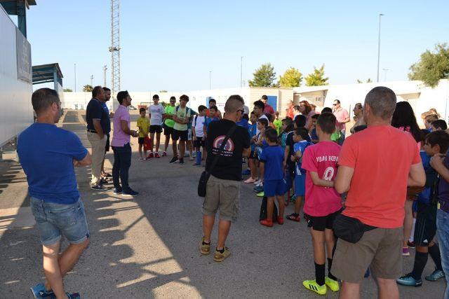 II Campus mixto de Verano 2019 en el campo de fútbol Hermanos Buitrago - 1, Foto 1