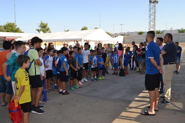 II Campus mixto de Verano 2019 en el campo de fútbol Hermanos Buitrago - 2, Foto 2