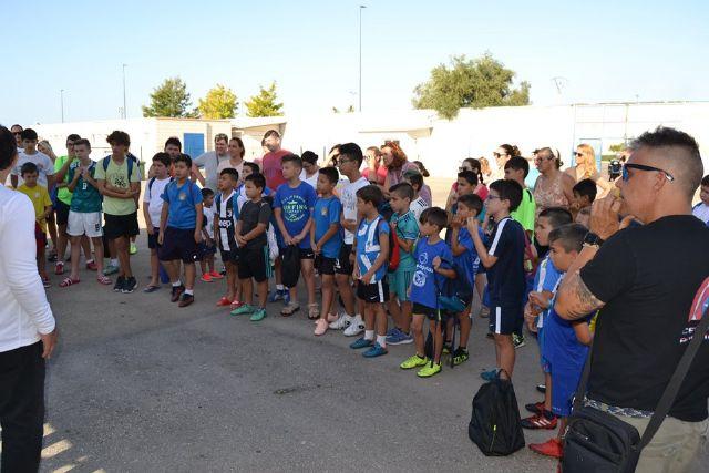 II Campus mixto de Verano 2019 en el campo de fútbol Hermanos Buitrago - 3, Foto 3