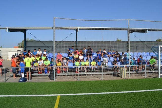 II Campus mixto de Verano 2019 en el campo de fútbol Hermanos Buitrago - 5, Foto 5