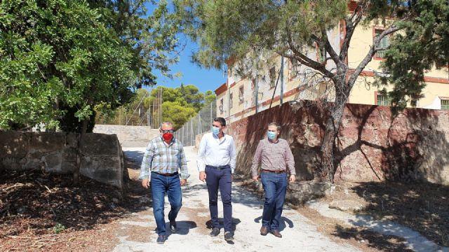 La Comunidad llevará a cabo la remodelación y explotación ecoturística de la casa forestal de La Calera en Ricote - 1, Foto 1