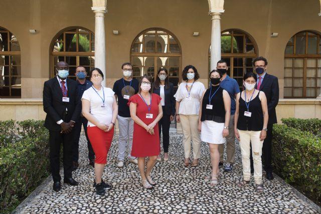 La Universidad de Murcia acoge a personal de diversas universidades internacionales durante esta semana - 1, Foto 1