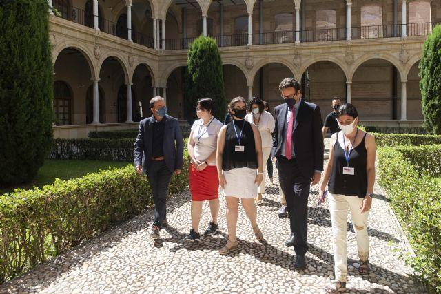 La Universidad de Murcia acoge a personal de diversas universidades internacionales durante esta semana - 2, Foto 2