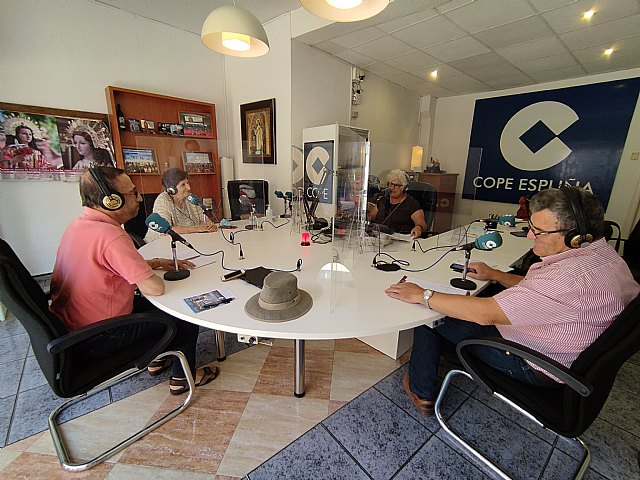Tertulia COPE Espuña 01/07/2021, Foto 1