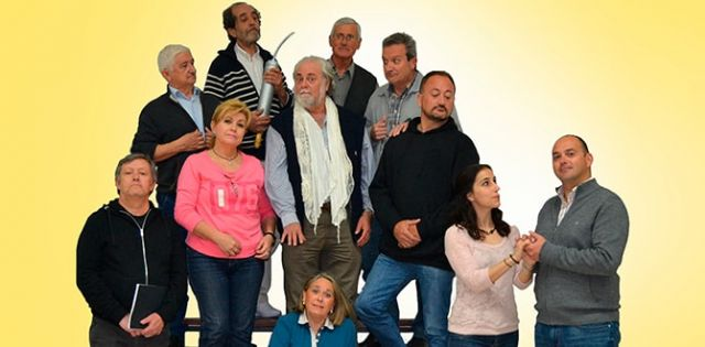 Espectáculo:    El enfermo imaginario de Moliére por Grupo de Teatro San Javier con dirección de Leonor Benítez - 1, Foto 1