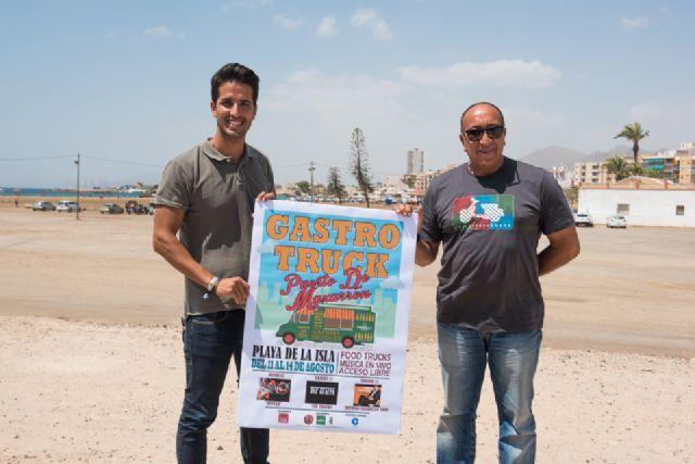 Gastro Truck llega a Puerto de Mazarrón el próximo 11 de agosto - 1, Foto 1
