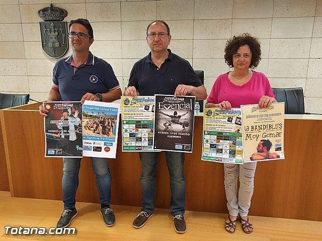 Las fiestas solidarias de La Paloma en Mort�, Lentiscosa y La Calzona se celebrar�n los d�as 19 y 20 de agosto, Foto 1