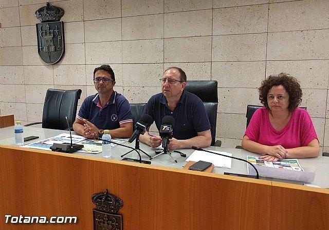 Las fiestas solidarias de La Paloma en Mort�, Lentiscosa y La Calzona se celebrar�n los d�as 19 y 20 de agosto, Foto 2