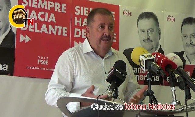 Andrés García Cánovas destaca la profesionalidad de