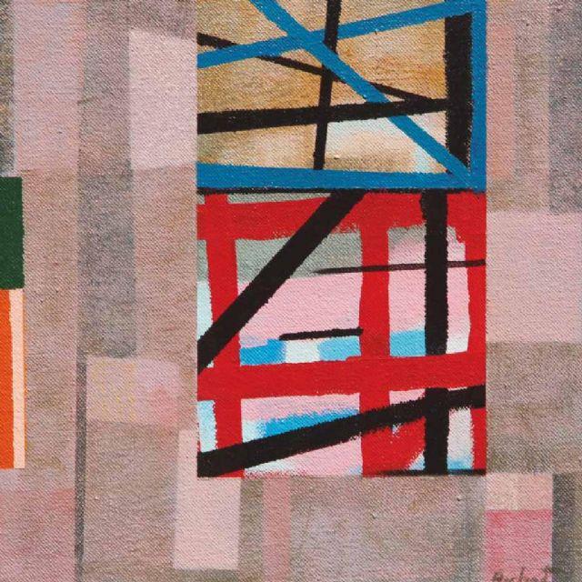Casas Consistoriales acoge la Geometría del color de Rafael Richart hasta el 14 de septiembre - 3, Foto 3