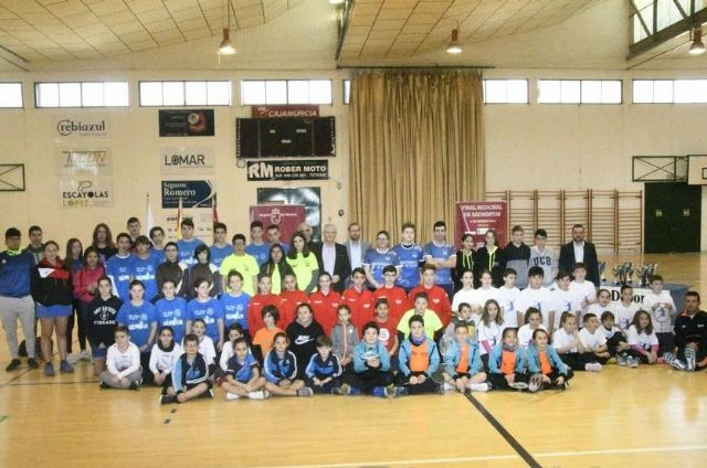 The School Sports program offered by the Department of Sports has registered, in its latest edition, a participation of 2,069 schoolchildren from different schools, Foto 2