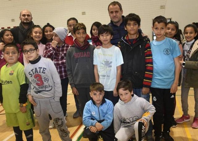 The School Sports program offered by the Department of Sports has registered, in its latest edition, a participation of 2,069 schoolchildren from different schools, Foto 6
