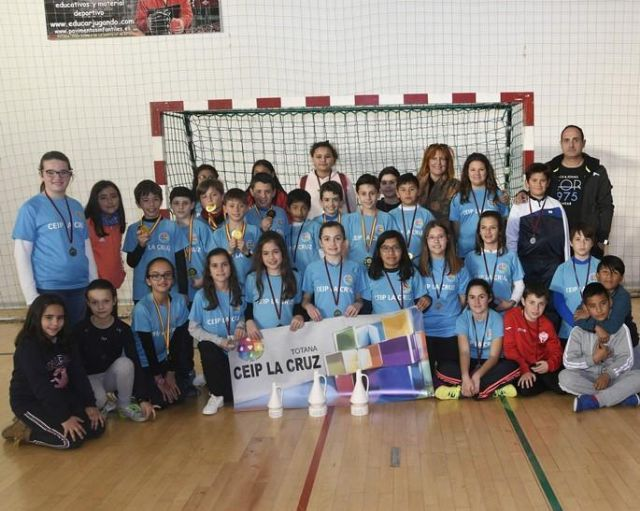 The School Sports program offered by the Department of Sports has registered, in its latest edition, a participation of 2,069 schoolchildren from different schools, Foto 7