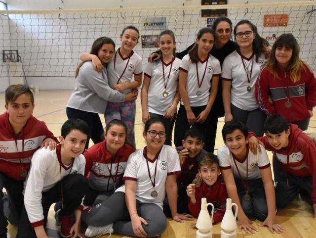 The School Sports program offered by the Department of Sports has registered, in its latest edition, a participation of 2,069 schoolchildren from different schools, Foto 8