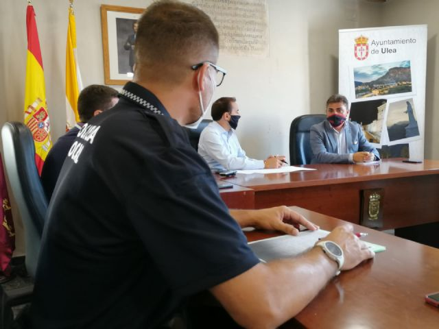 Ulea contará con cuerpo de policía local al cumplir con la Ley de Coordinación de Policías Locales - 1, Foto 1