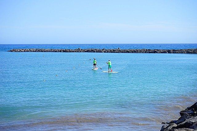 El interés por el paddle surf sube un 461 % convirtiéndolo en el deporte del verano - 1, Foto 1