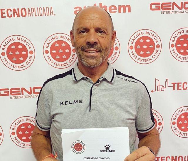Kelme se convierte en el sponsor técnico oficial del Racing Murcia FC - 2, Foto 2