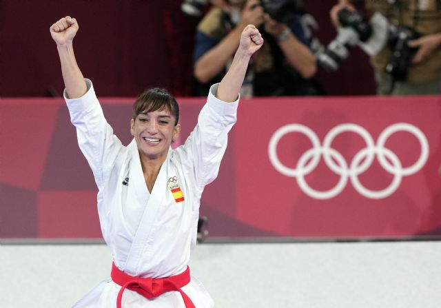 Sandra Sánchez completa la triple corona en Tokio - 1, Foto 1