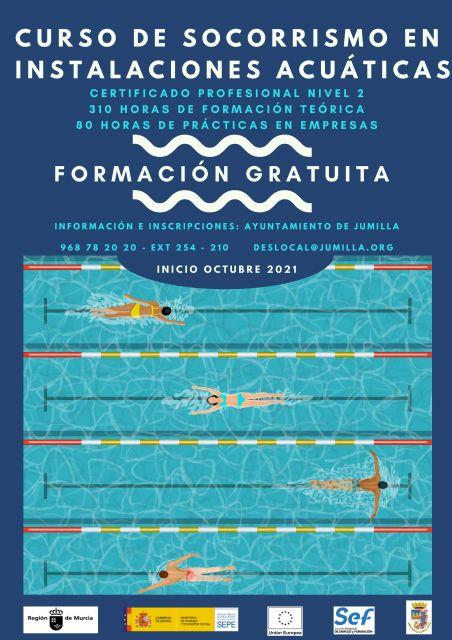 Cursos de Socorrismo en instalaciones acuáticas y Organización y Gestión de Almacenes - 1, Foto 1