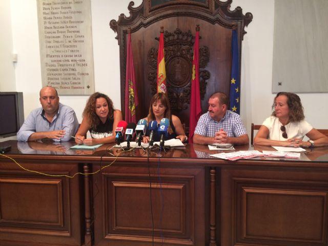 El PSOE constituye un frente común entre municipios para exigir la puesta en marcha del Consejo de Salud del área III, Foto 1