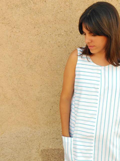 La diseñadora lumbrerense Ana Gabarrón participará en el evento de moda Made in Murcia con su colección Funny Swing - 1, Foto 1