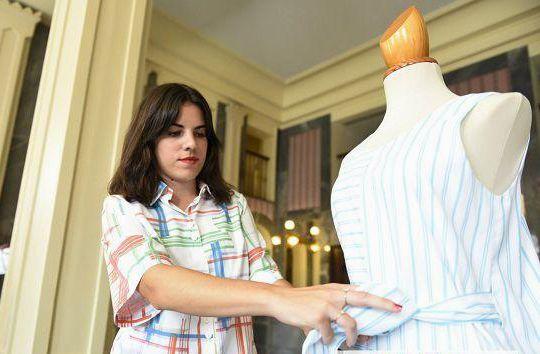 La diseñadora lumbrerense Ana Gabarrón participará en el evento de moda Made in Murcia con su colección Funny Swing - 2, Foto 2