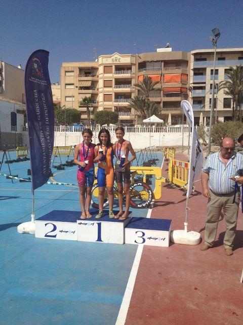 TOTANA TRIATHLON - Vuelta a las competiciones, Foto 1
