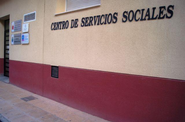 La Unidad de Recepción del Centro Municipal de Servicios Sociales de Totana ha realizado un total de 16.378 atenciones durante el pasado año, Foto 2