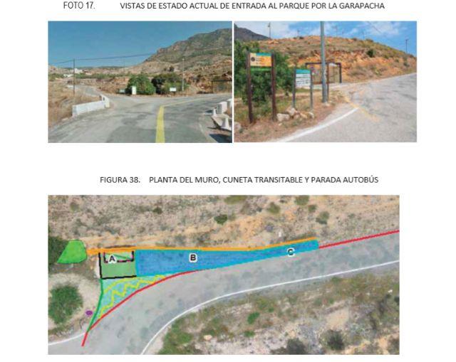 El entorno de La Garapacha se va a transformar para hacerlo más atractivo y accesible para el turismo de montaña - 1, Foto 1