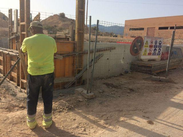 Las obras del nuevo parque del barrio de San José finalizarán en las próximas semanas, Foto 1